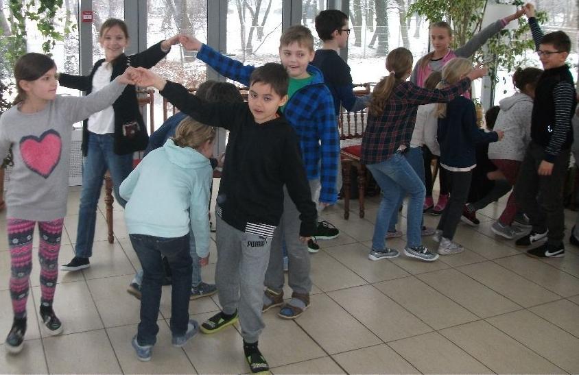 3a i3b tanecznym krokiem wWilanowie
