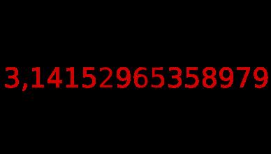 Dzień liczby Pi 2017