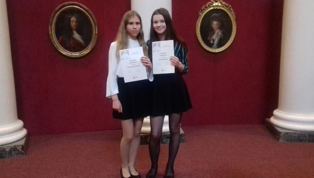 Laureaci Konkursu oJanie Pawle II