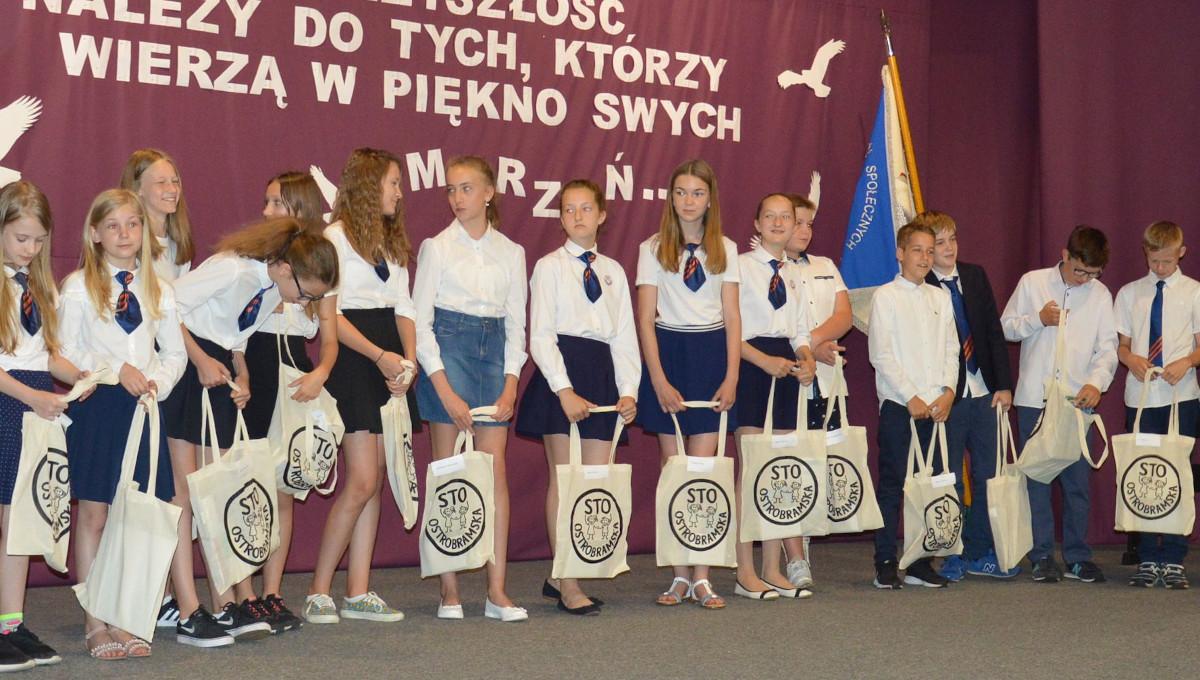 Zakończenie roku szk. klas 4-7