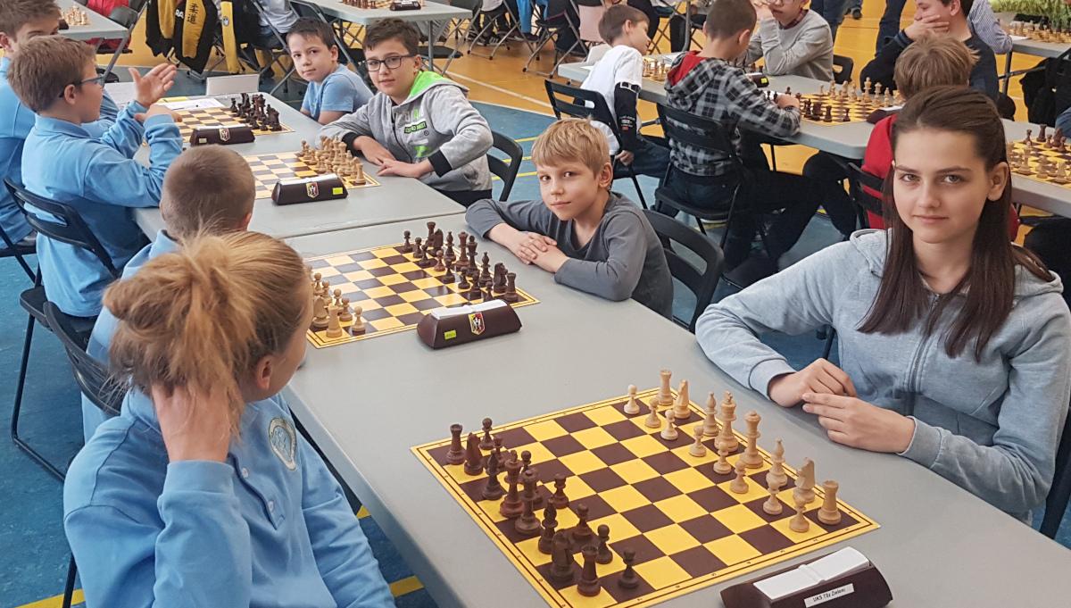Szachowe mistrzostwa Mazowsza
