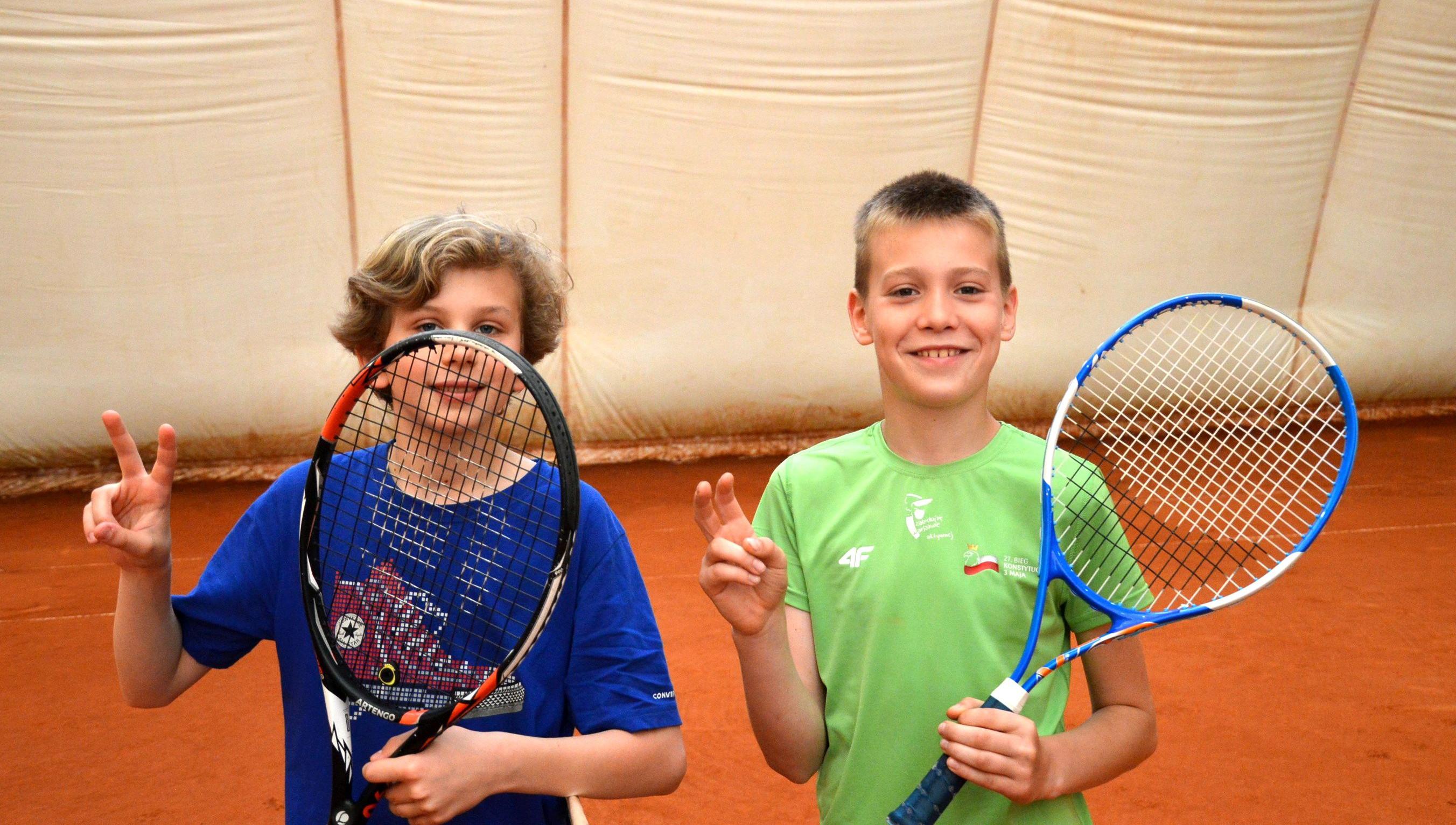 II Międzyszkolny Turniej Tenisa